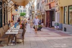 Menorca-praça