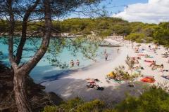 Menorca-praia